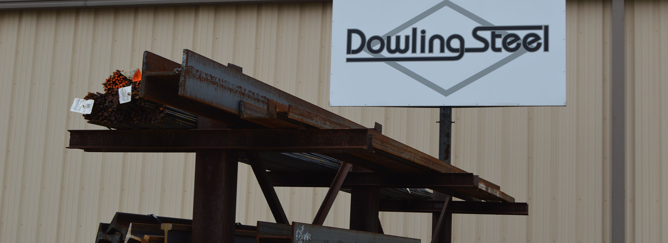 Dowling Steel Sign